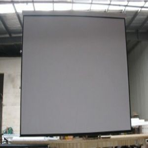 Polyester fabric for cinema screen material HLF-028