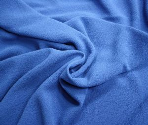 High quality 100% polyester linen fabric WCF-009