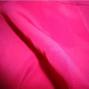 Polyester peach skin fabrics 84gsm for women fashion apparel WCD-059