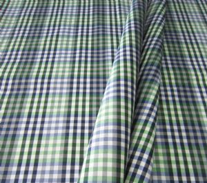 Polyester pongee yarn dyed fabric CWC-052