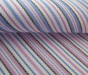 Polyester stripe fabric CWC-001