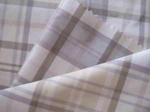 Polyester yarn dyed cloth CWC-027