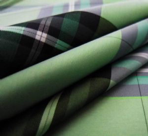 Polyester yarn dyed fabric CWC-036
