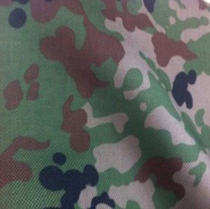 Printed oxford fabric for bags HTF-059