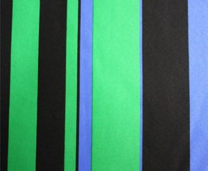Three-color polyester printed vertical twill fabric WCF-012