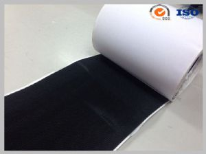 Profiles Molded Plastic hook and loop adhesive tape 1