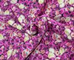Rose printing digital print knitted fabric RPF-006