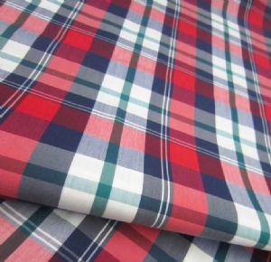 Senior plain yarn dyed fabric CWC-065