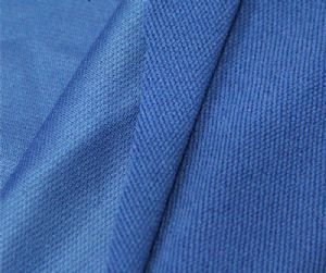 Shirt fabric|100% polyester fabirc coolplus french terry KKF-059
