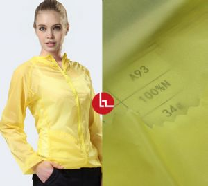 20D nylon skinsuits transparent breathable fabric WCF-039