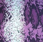 Snakeskin print on lingerie Fabric PSF-005