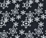 Snow Flake Printed Spandex fabric for lingerie PFF-051