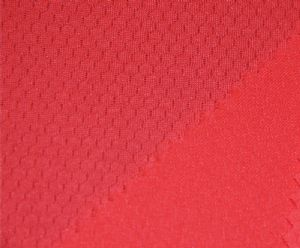 Soccer fabric|100%polyester mesh fabric for short shirts MF-071