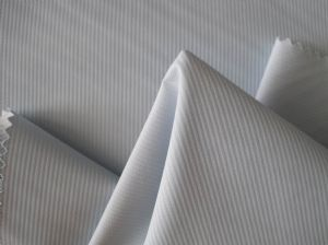 Stripe jacquard coating taslon cloth JSJ-084