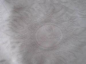 Sun jacquard coating taslon cloth JSJ-025