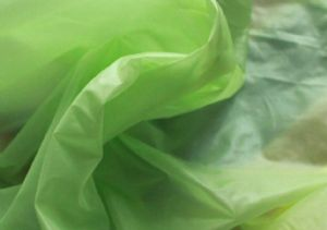 Ultra-thin sun-protective clothing fabric SAU-003