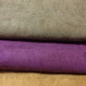 Synthetic suede fabric HTF-052