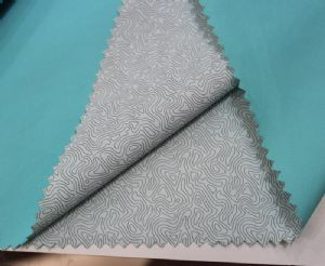 TPU milky breathable membrane nylon fabric OFF-004