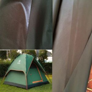 Tent fabric waterproof|oxford fabric coated waterproof HTF-042