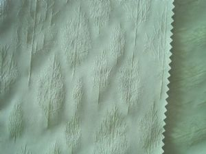 Tree jacquard coating taslon cloth JSJ-031