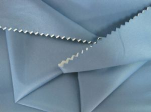 Twill delustering pongee fabric OFF-091