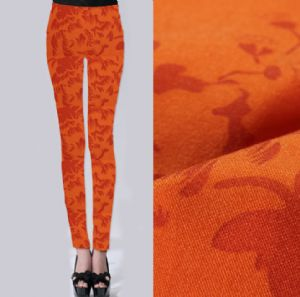 Twill printed leggings fabric PF-070