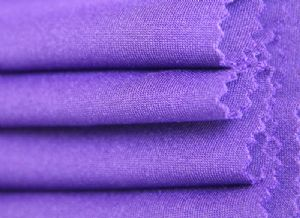 Various color interwoven fabric|100 polyester fabric interlock fabric KKF-021
