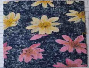 Make pant or jean or bag use stone washed denim fabric CDF-005