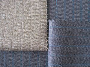 Wool-like twill jacquard composite cloth MSF-022