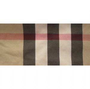 Yarn-Dyed Memory Fabric plaid fashionable CWC-035
