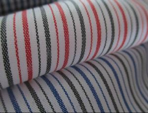 Yarn dyed stripe fabric CWC-006