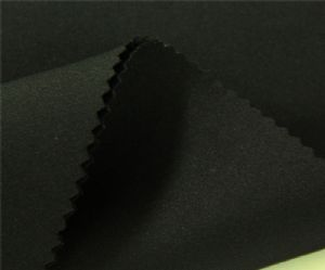 Hot sales 100% polyester fabric|air layer fabric KKF-057