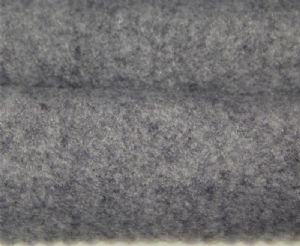 New style fabric for garment 50%PES and 50% cotton ball wool fabric KKF-037