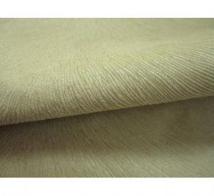 100% embossing poly suede with knitting fabric bonded HLF-017