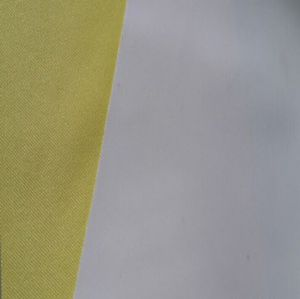 150D oxford fabric pu coated for protective clothing OOF-124