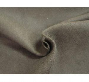 100% poly suede suitable for garments and hometextile HLF-016