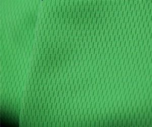 polyester fabric wicking function fluorescence net fabric smooth MF-055
