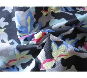 Nylon fabric|taslon with perfect printing for beach shorts blouses BSF-009